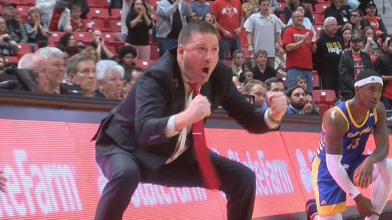 Chris Beard to be featured on CBS Sports Network