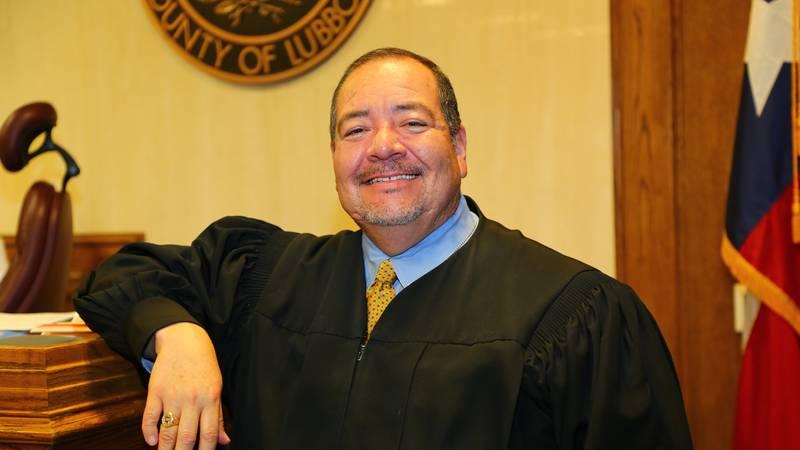 Rueben Reyes, Judge in 72nd District Court