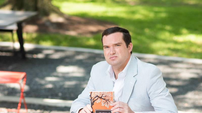 Texas author Thomas Fellows discusses book 'Mrs. Dubose's Last Wish: The Art of Embracing...
