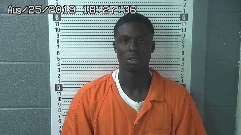 19-year-old Bishop Henderson is now in custody charged with aggravated battery. (Source: Hobbs...