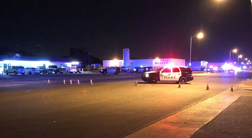 Coyote Moon game room investigation (Source: Caleb Holder, KCBD)