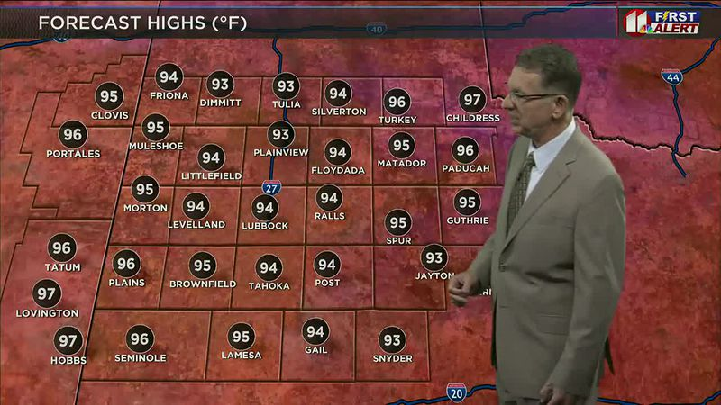 KCBD Daybreak Today - Weather, 5 a.m., June 15