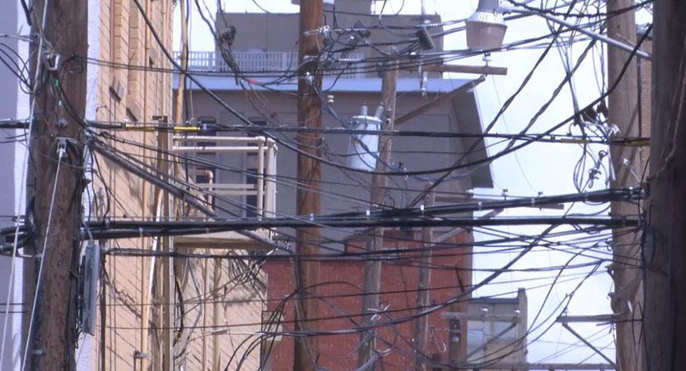 Lubbock Power & Light is more than halfway done with their project to bury power lines and...