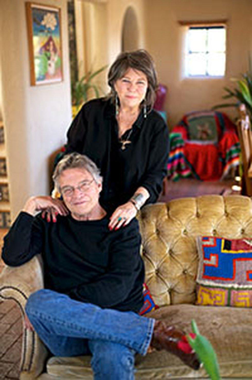 Terry and Jo Harvey Allen