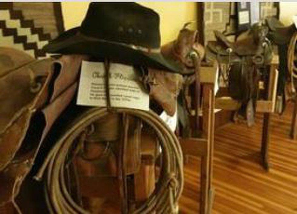 The Herzstein Museum is said to be haunted (Source: http://herzsteinmuseum.com/exhibits/)