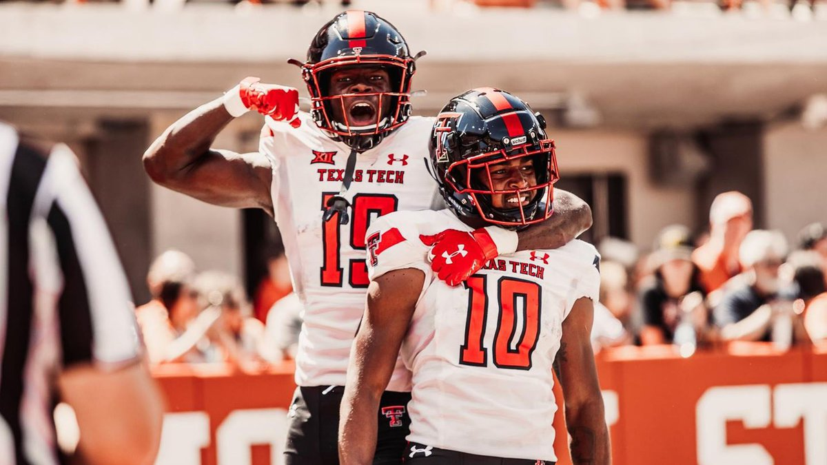 Texas Tech will look to bounce back from its first loss of the season Saturday when the Red...