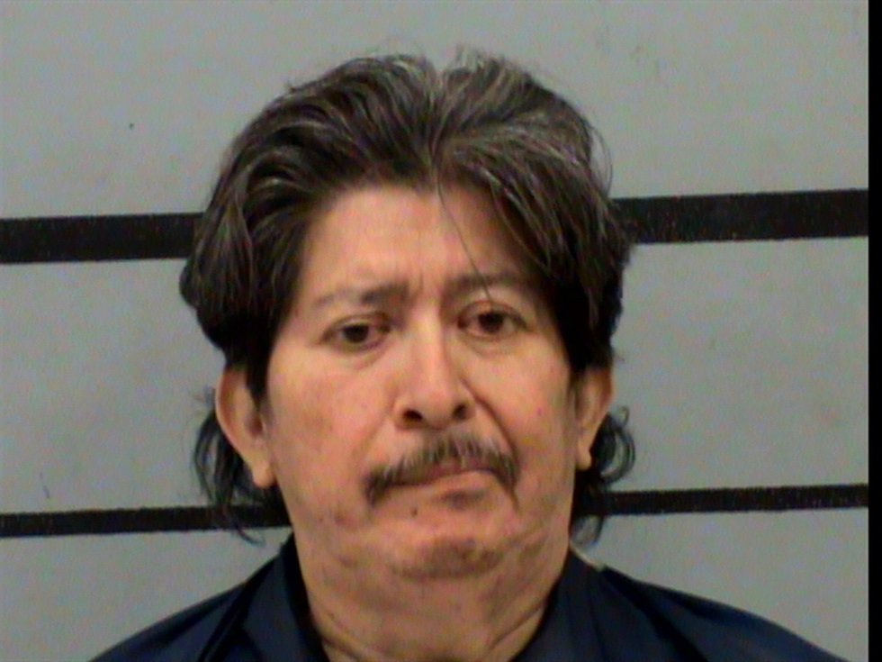 Andy Castillo, 56, was being booked into the Lubbock County Jail Monday morning.