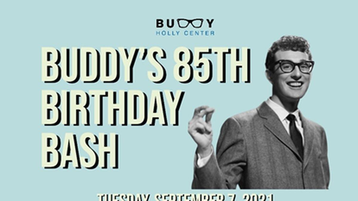 Buddy's 85th Birthday Bash