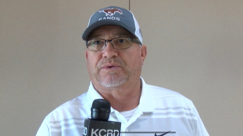 Head Coach Steve Keith and the athletes in Ackerly are excited to try to reach the postseason...