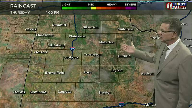 Isolated storms and a slight chance of storms continue in my forecast into Saturday. I expect a...