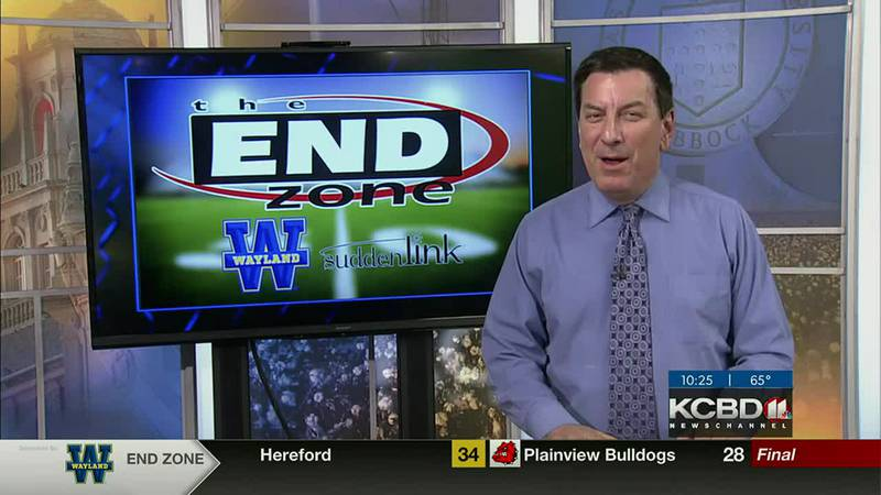 KCBD End Zone for Friday, Sept. 24 (Part 2B)