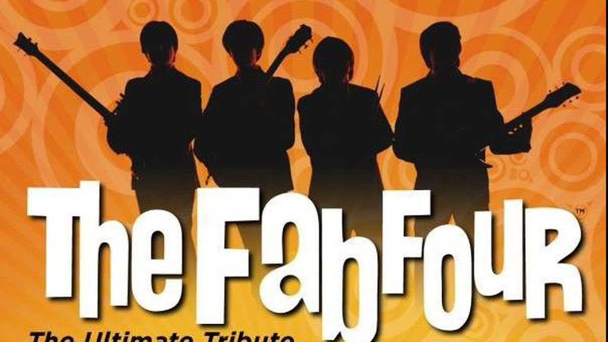 The Fab Four comes to the Buddy Holly Hall
