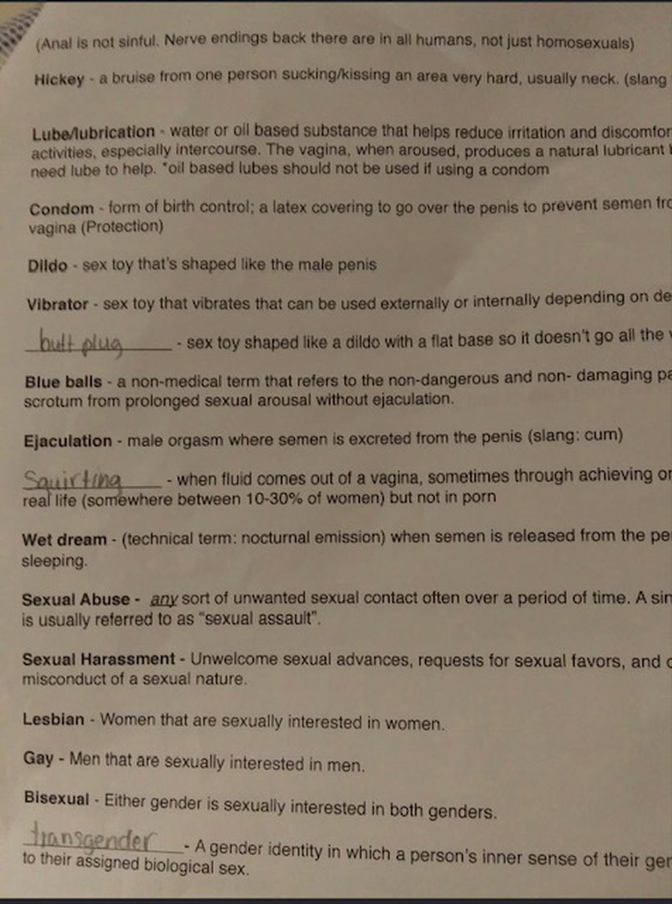 Parents outraged, say Texas church taught sex education without parental consent (Source:...