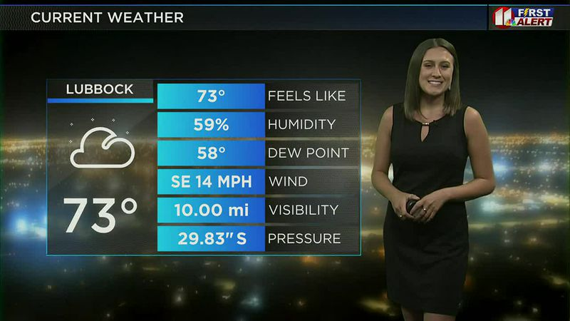 KCBD Weather at 10 for Saturday, June 5