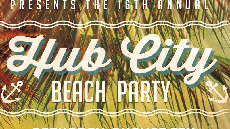Foster*A*Life to host Hub City Beach Party Saturday, August 7.