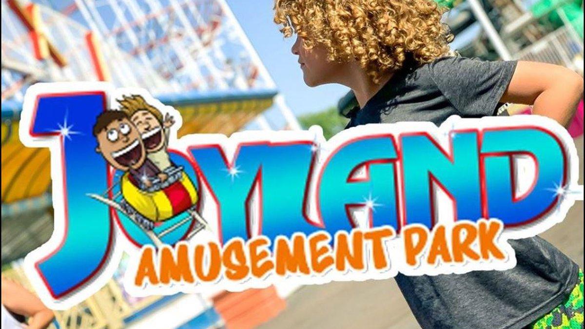 Joyland Amusement Park will be allowed to open under Gov. Abbott's new order.