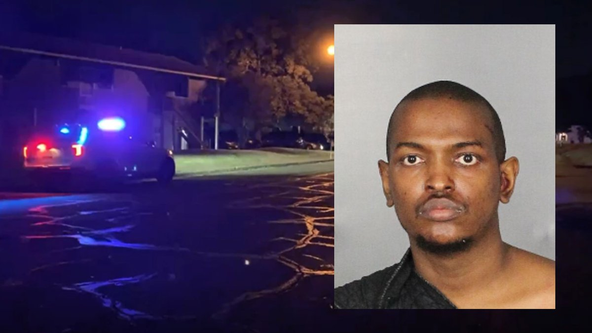 Bronchae Lewis, 36, is charged with Resisting Arrest, Attempting to Take an Officer's Weapon,...