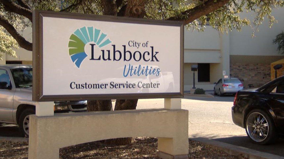 City of Lubbock Utilities (Source: KCBD)