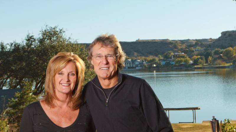 The Greers were married for 23 years. The couple met through their love for triathlons.