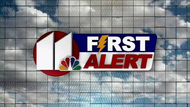 KCBD First Alert Forecast for Thursday and beyond.