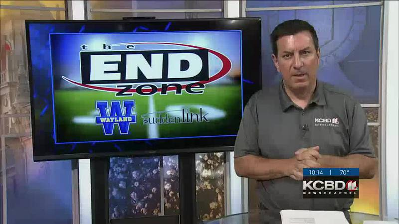 KCBD End Zone Highlights for Friday, Oct. 22