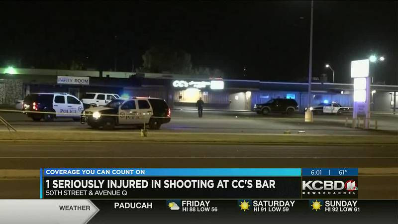 1 seriously in Central Lubbock Shooting