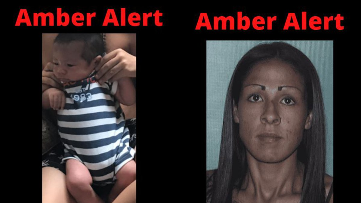 Anyone with any information regarding this New Mexico Amber Alert is asked to call the Valencia...