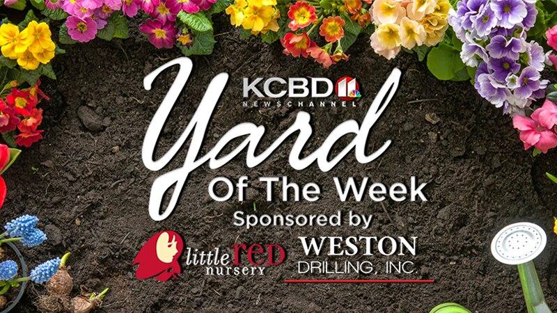 KCBD Yard Of The Week