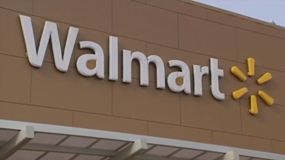 Walmart is launching a new service that will allow a worker to delivery groceries straight to...