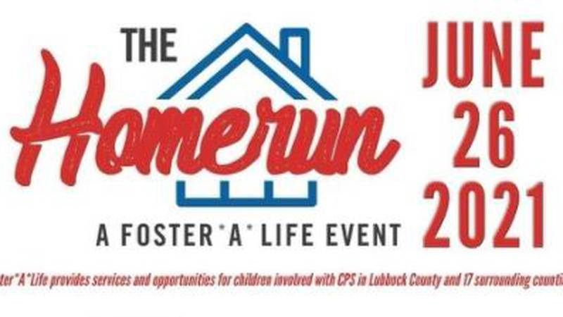 Foster *A* Life provides services and opportunities for children involved with CPS in Lubbock...