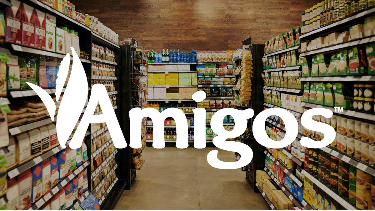 Amigos Supermarket Logo