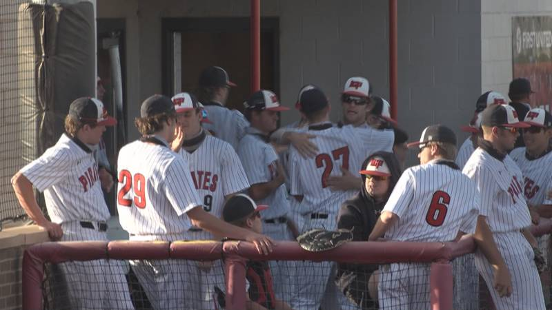 The Pirates swept a two-game series against the Lubbock High Westerners this week.