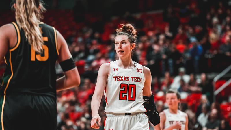 For the first time since 2002, the Lady Raiders beat Iowa State in Ames.