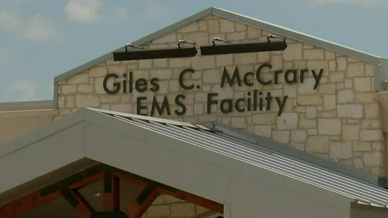 Community Coverage Tour 2021: Giles McCrary EMS