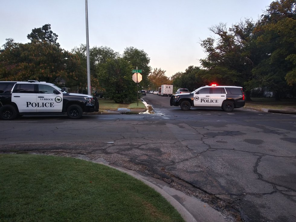 A SWAT team responded early Saturday morning to a barricaded subject.