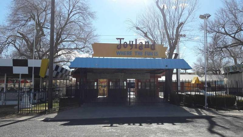 Joyland will be closed Wednesday, March 17, due to extremely high winds and cool wind chills.