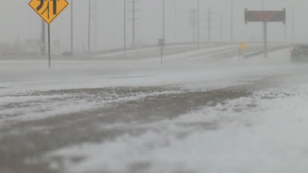A winter storm forced the Lubbock area into freezing conditions for at least one week
