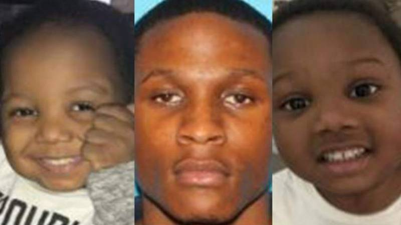 Seven Jeter, 2, was last seen wearing a white onesie with red and blue rockets on the front and...