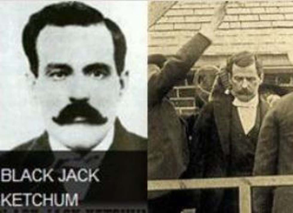 Black Jack Ketchum is said to haunt Clayton, New Mexico (Source:...