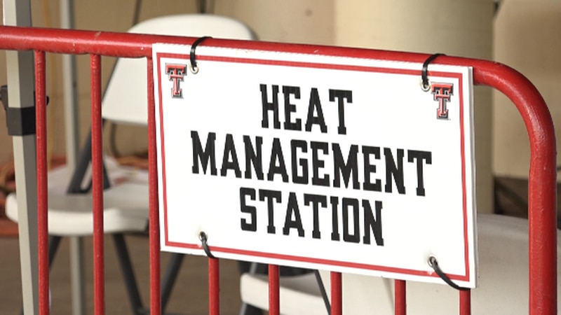 Tech Athletics has several safety protocols in place during record-breaking heat.