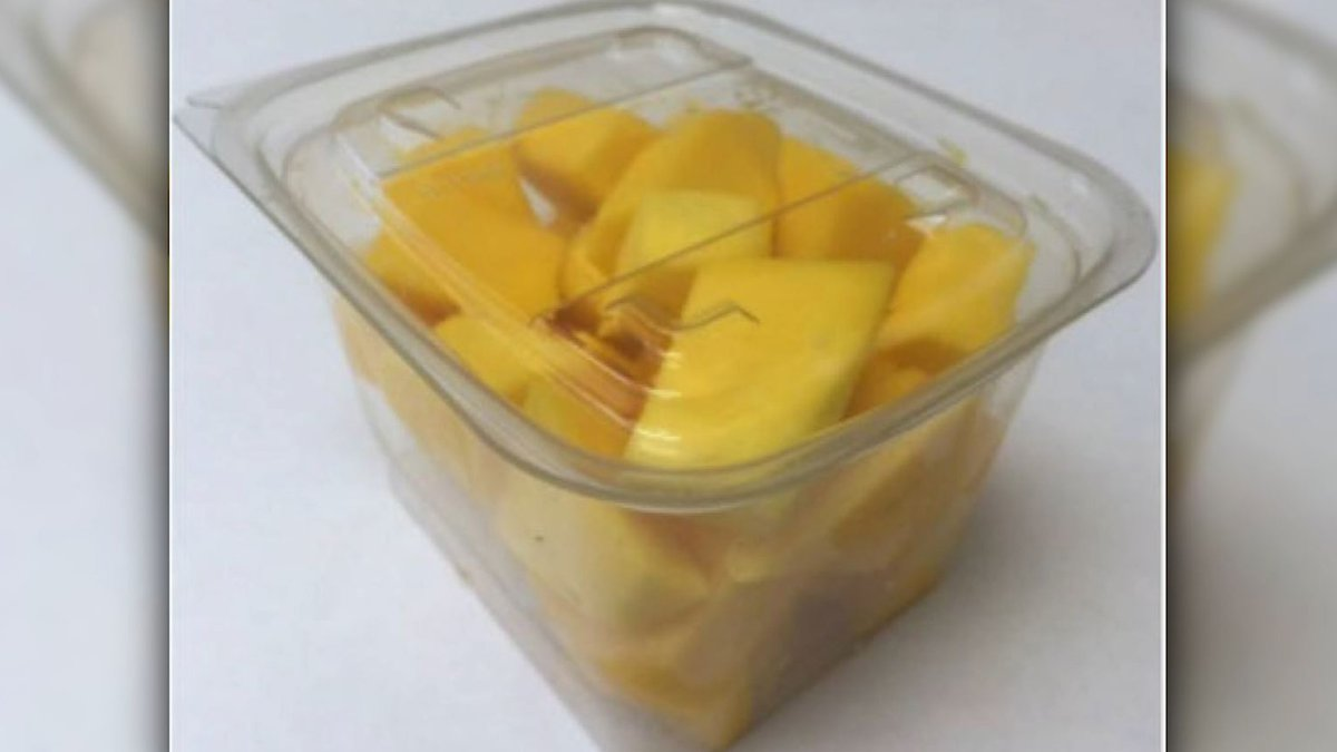 Country Fresh fruit sent to some Walmart stores is being recalled due to a listeria threat.