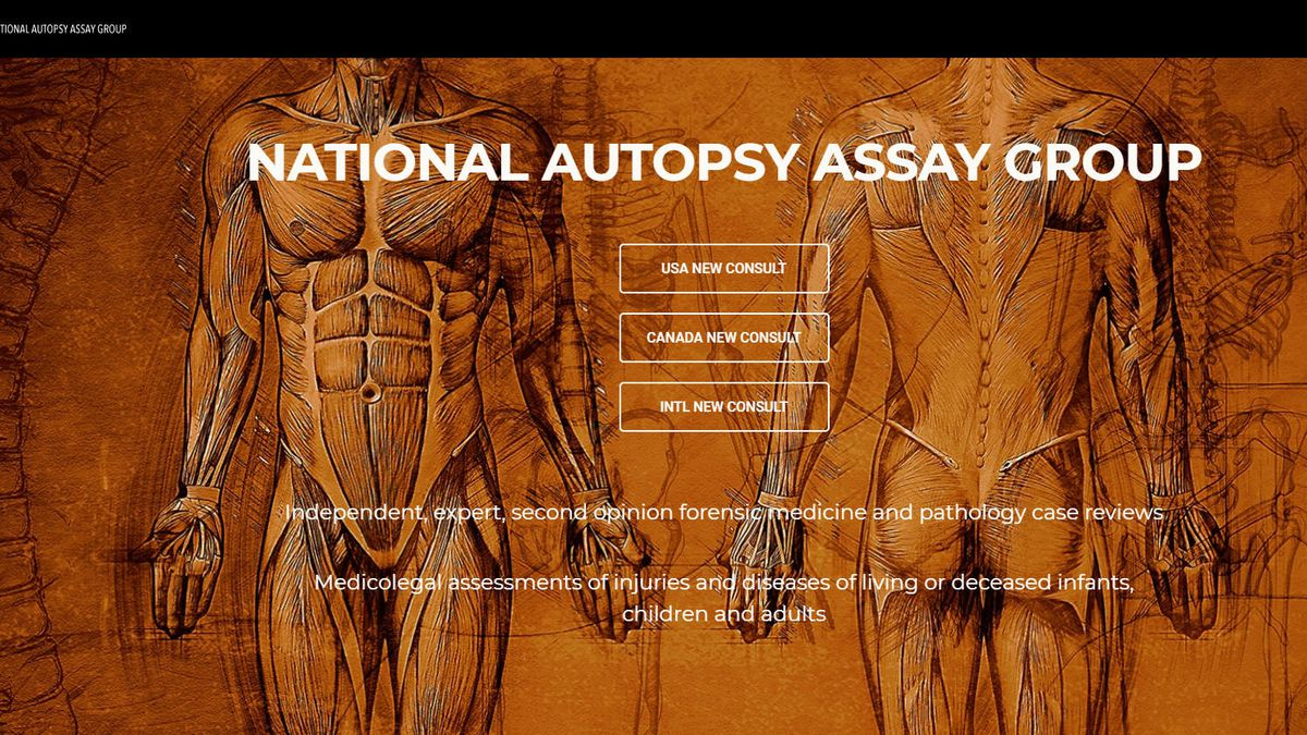 The National Autopsy Assay Group has released a statement in response to the allegations made...
