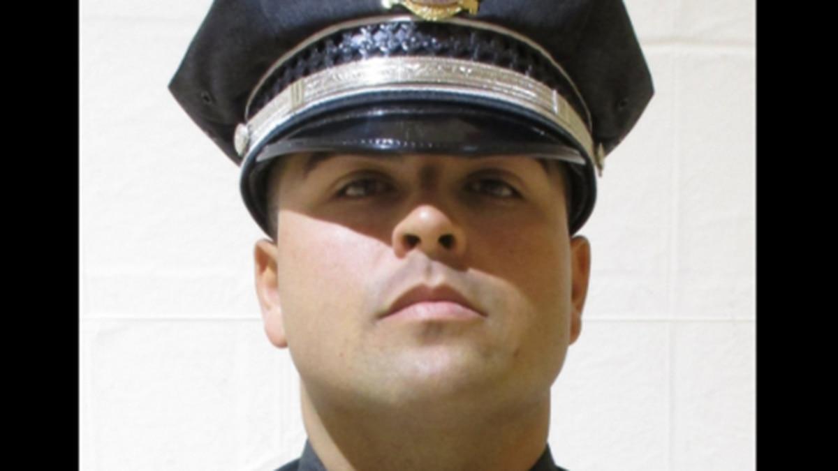Officer Darian Jarrott
