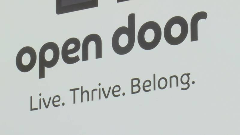 Open Door has now provided houses to 75 people through a grant from U.S. Housing and Urban...