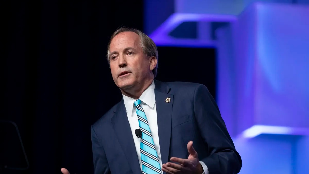 In the suit, Texas Attorney General Ken Paxton claims that pandemic-era changes to election...