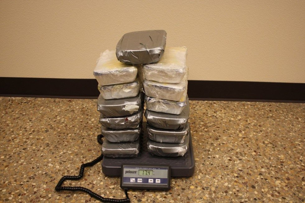 Seized by the Lubbock County Sheriff's Office