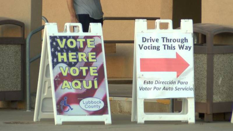 Early voting set to begin for November's special election considering constitutional amendments.