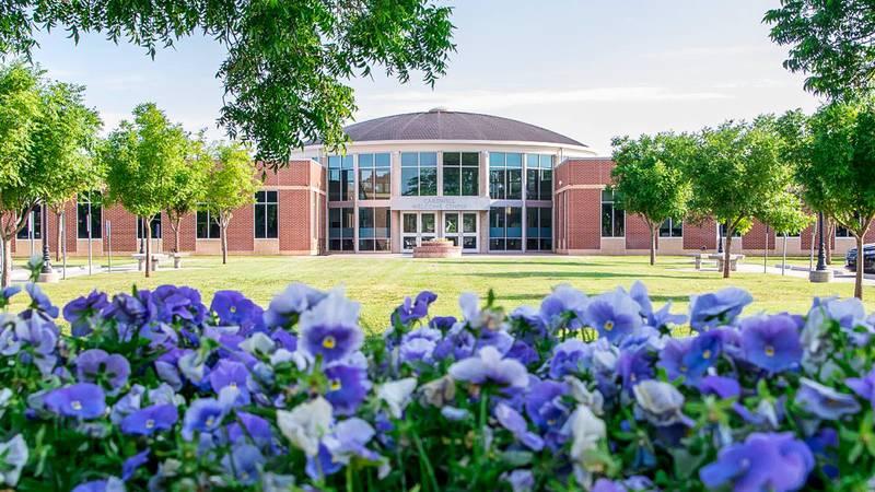 Lubbock Christian University campus (Source: LCU, Facebook)