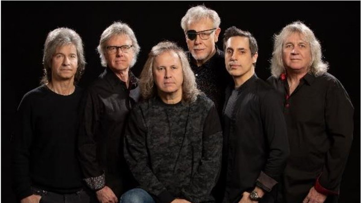 Iconic rock band Kansas: Point of Know Return will perform at The Buddy Holly Hall of...