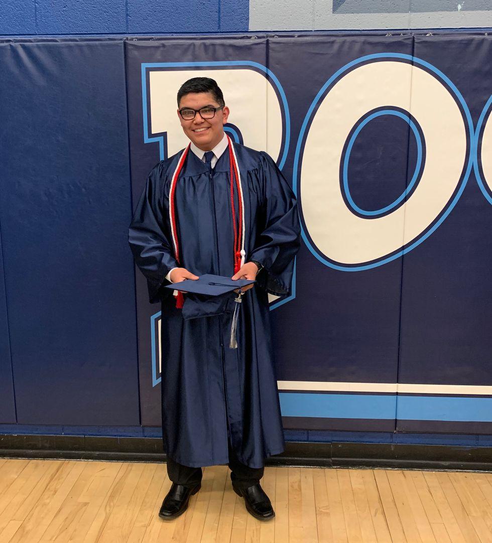 Nathaniel Tavarez in 2019 (Source: KCBD Photo)